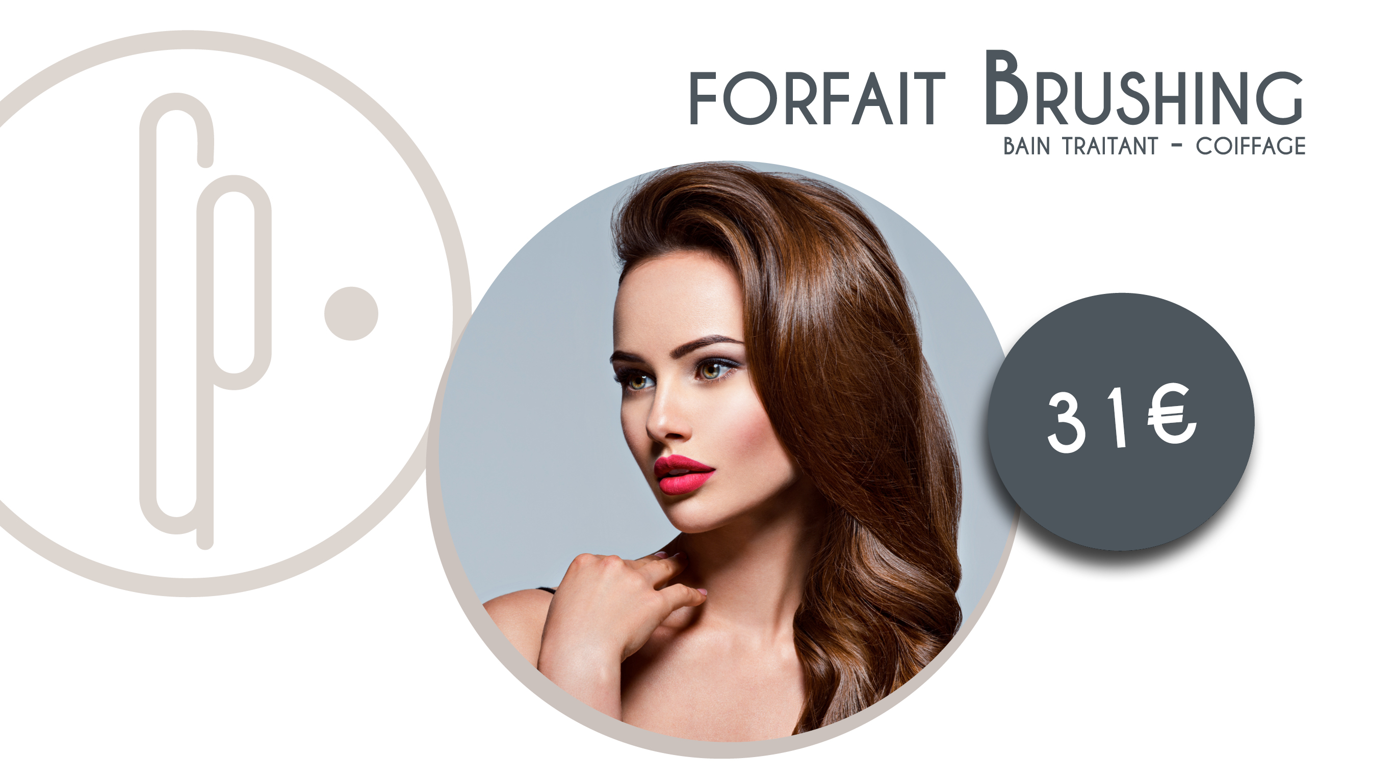 Forfait Brushing